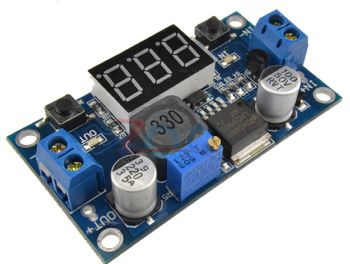 Fully adjustable DC Power Module with LED Display.